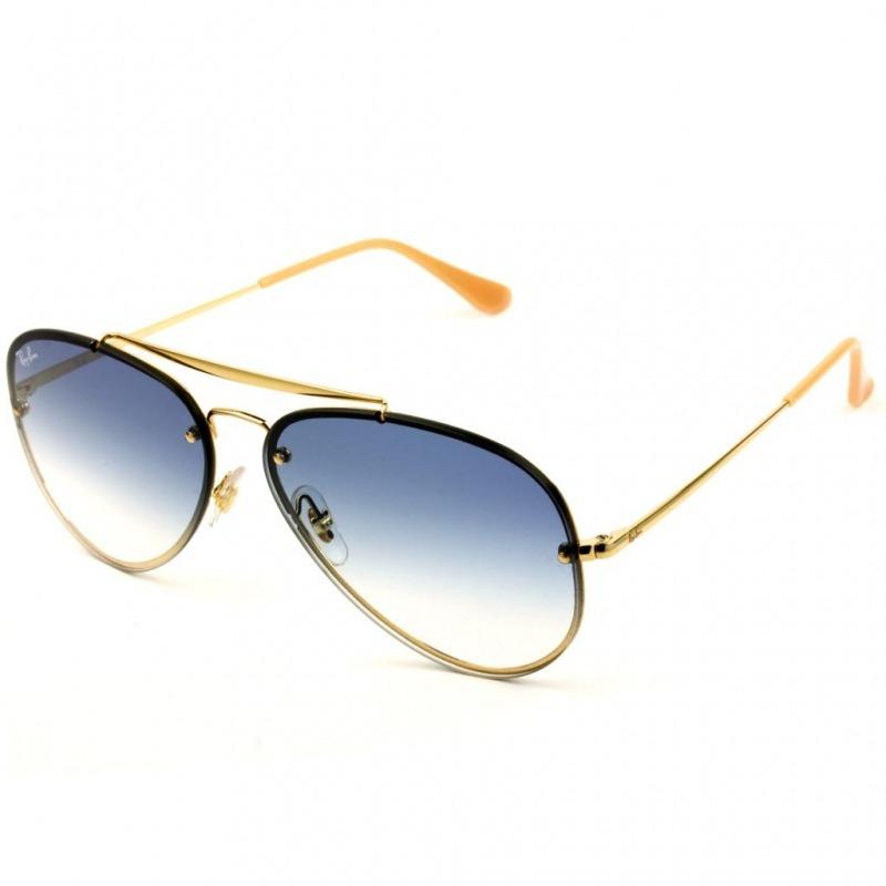 óculos de sol ray ban blaze rb3584-n 001 19 61 - nota fiscal. Carregando  zoom. 73822005dd