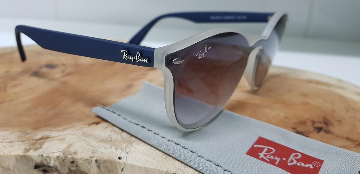 ca5b855b6 Óculos De Sol Ray-ban Blaze Rb4380n Nylon Lançamento 2018. - R$ 350 ...