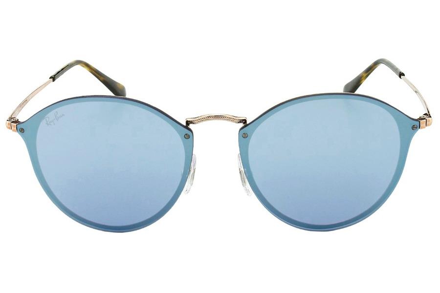 1436859f8fba2 óculos de sol ray ban blaze round rb3574n 90351u 59 bronze e. Carregando  zoom.