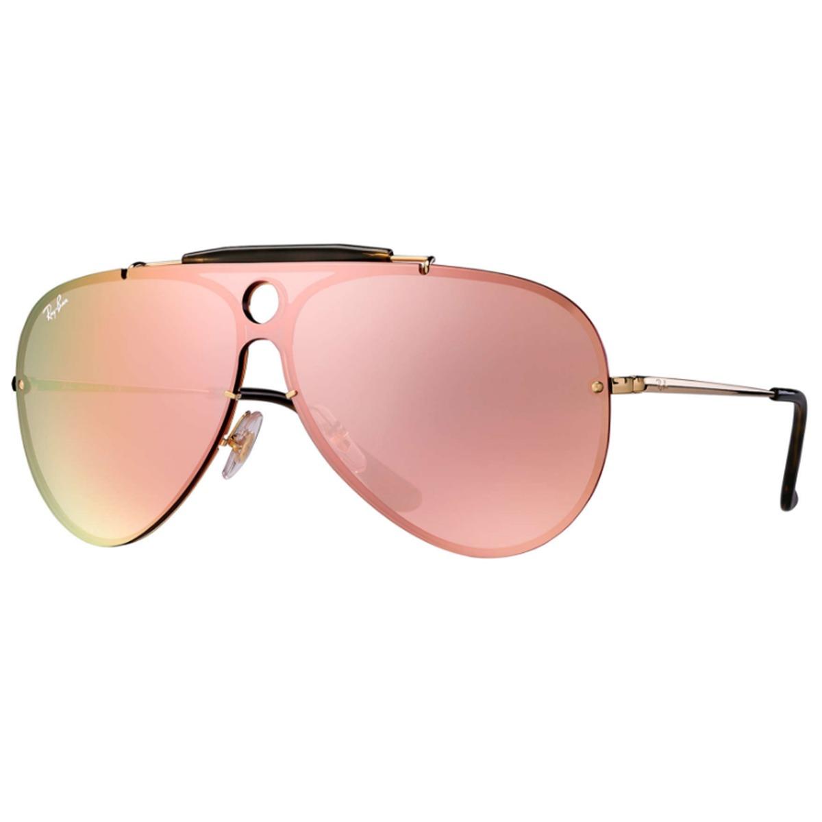00f1d6f68a3f9 Óculos De Sol Ray Ban Blaze Shooter Rb3581 001 e4 - R  578,00 em ...