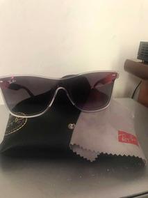 e9a898b42 Oculos Ray Ban Lente Transparente - Óculos no Mercado Livre Brasil