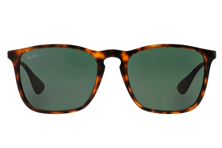 Óculos De Sol Ray Ban Chris L Rb4187l 710 71 54 Tartaruga - R  349 ... 9df145820c