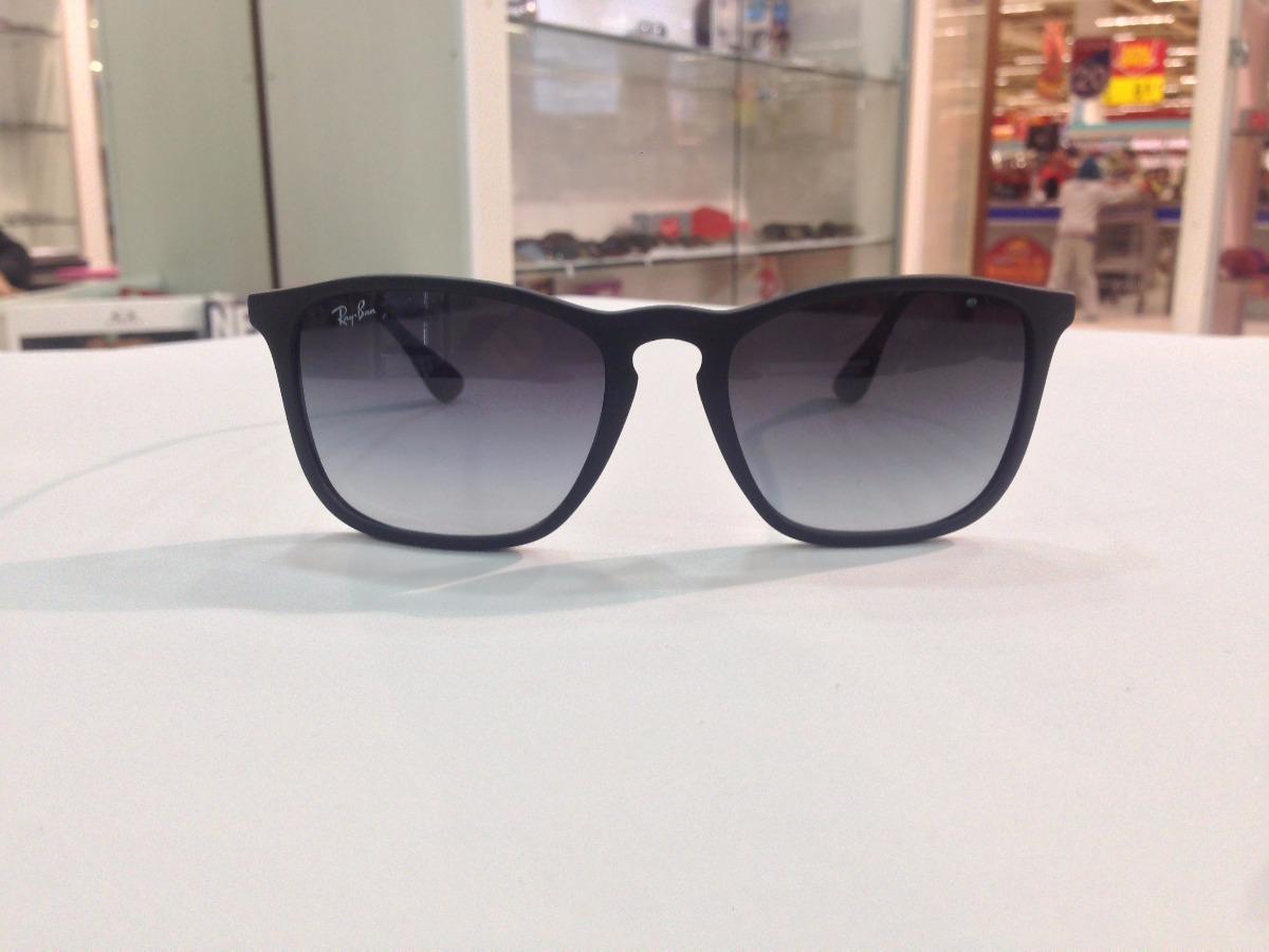 Óculos De Sol Ray Ban Chris Rb 4187l 622-8g Tam.  54 - R  450,46 em ... cbf8ef5e26
