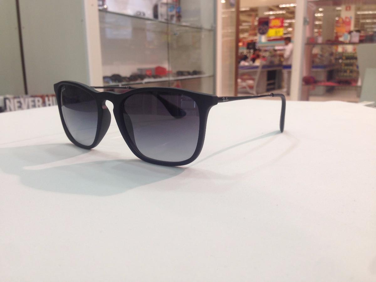 Óculos De Sol Ray Ban Chris Rb 4187l 622 8g - R  446,18 em Mercado Livre 0e495b85f4