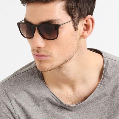 079eb8601 Óculos De Sol Ray Ban Chris Rb4187 Cris Feminino/masculino - R$ 19 ...