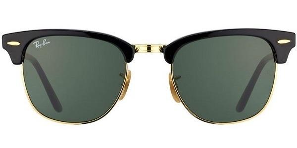 70ea5cf81 Oculos De Sol Ray-ban Clubmaster 2176901 Dobravel - R$ 629,00 em ...