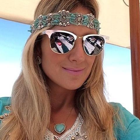 Oculos De Sol Ray-ban Clubmaster Aluminium Prata Rb3507 - R  150,00 ... 06f1377e28