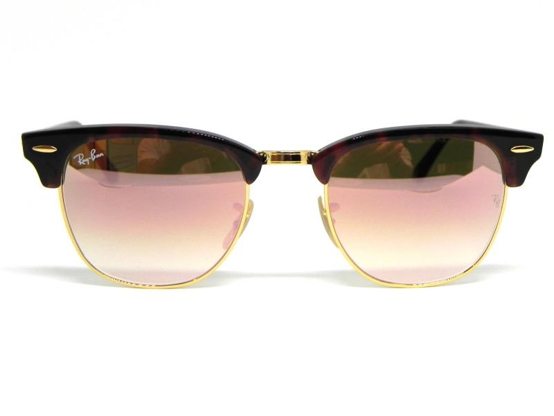 ed84b8679 Oculos De Sol Ray Ban Clubmaster Rb 3016 990/70 51 - R$ 526,82 em ...