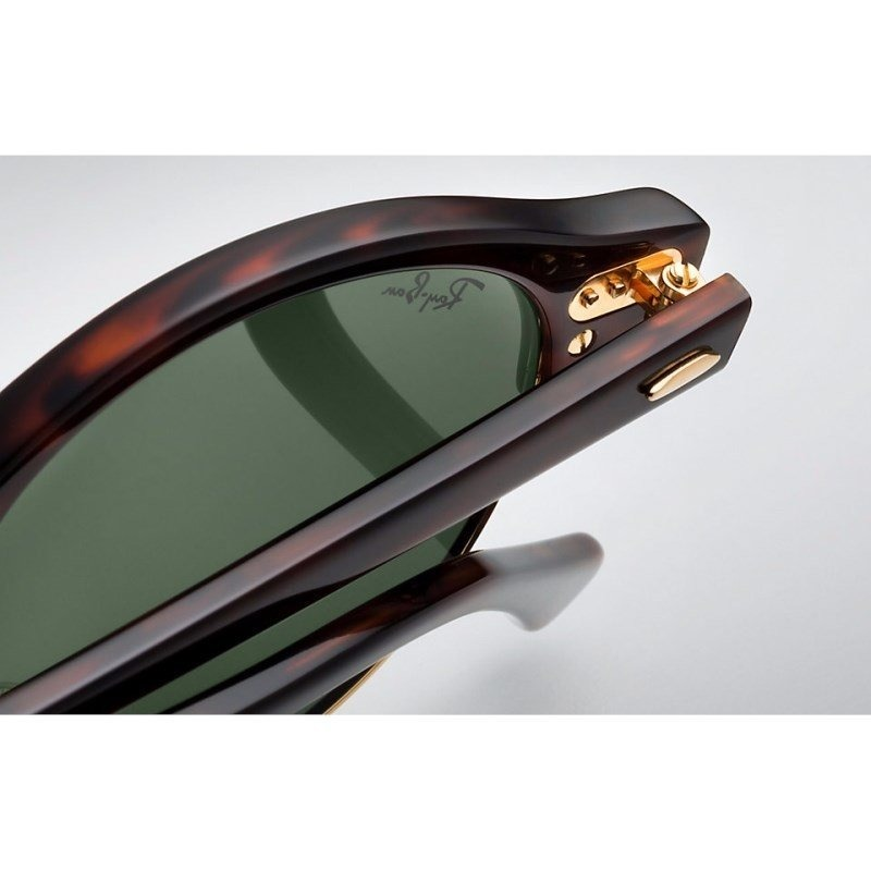 c7a61b965e63b óculos de sol ray ban clubround rb4246 990 51 tartaruga dour. Carregando  zoom.