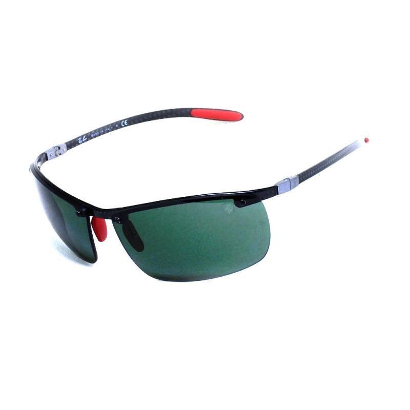 92ff910f9 Óculos De Sol Ray Ban Coleção Ferrari 8305-m T 65 C F005/71 - R$ 700 ...