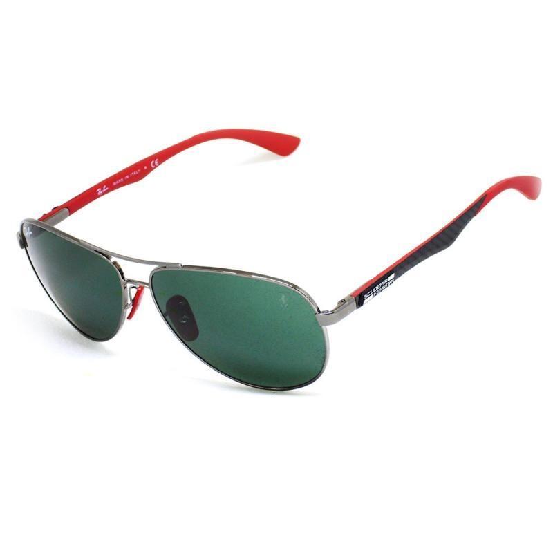 b0c83d66f Óculos De Sol Ray Ban Coleção Ferrari 8313-m T 61 C F001/71 - R$ 875 ...