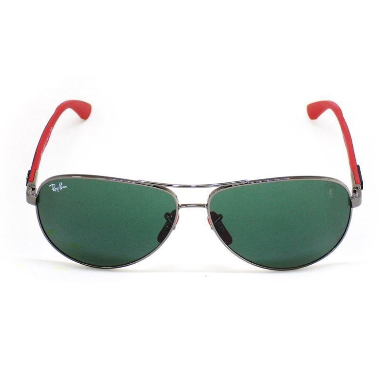 756fed303b38a Óculos De Sol Ray Ban Coleção Ferrari 8313-m T 61 C F001 71