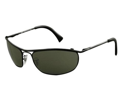 6fd89dac7c32f Óculos De Sol Ray Ban Demolidor Rb8012 Masculino Polarizado - R  120 ...