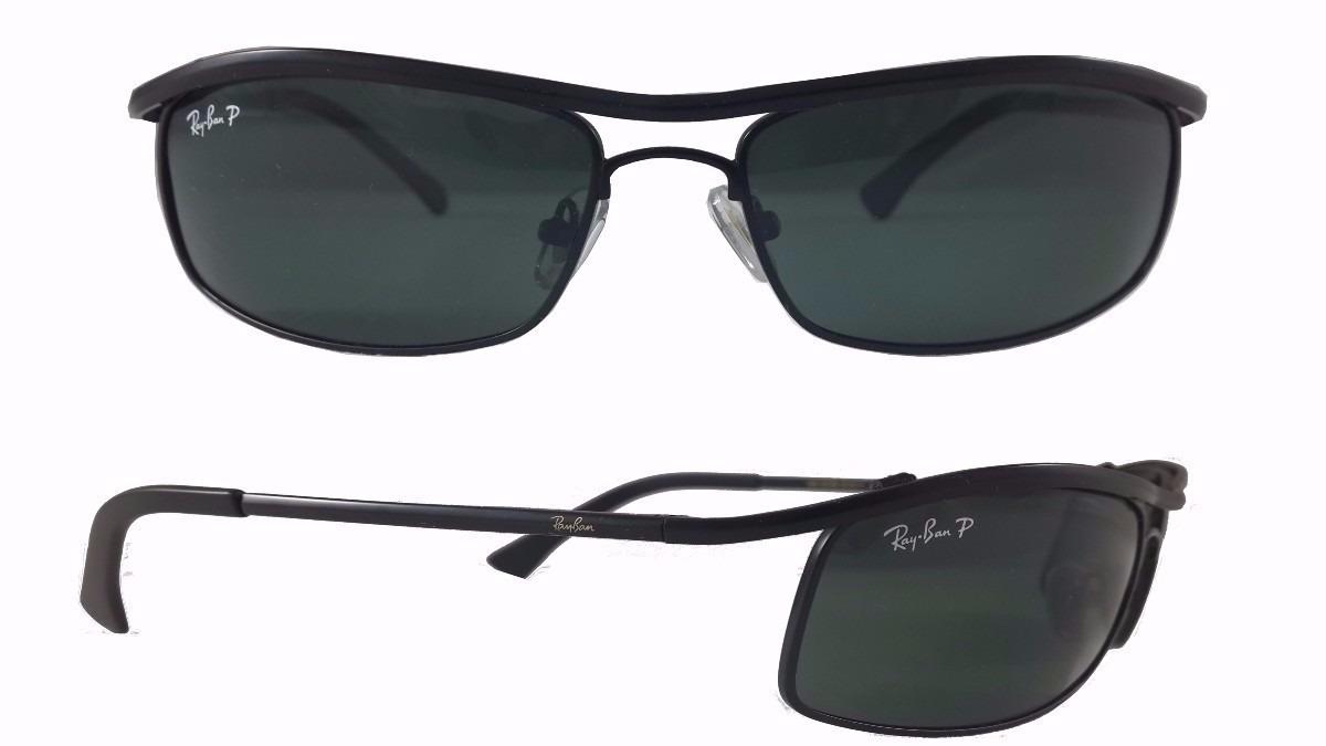 7c130a47c7b9b Óculos De Sol Ray-ban Demolidor Rb8012 Masculino Polarizado - R  120 ...