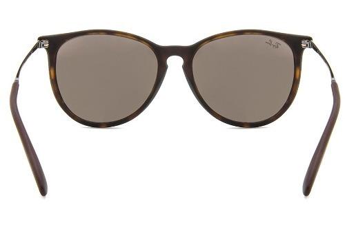10511a10d0172 Óculos De Sol Ray Ban Erika L Rb4171l 865 5a 54 Tartaruga Es - R ...