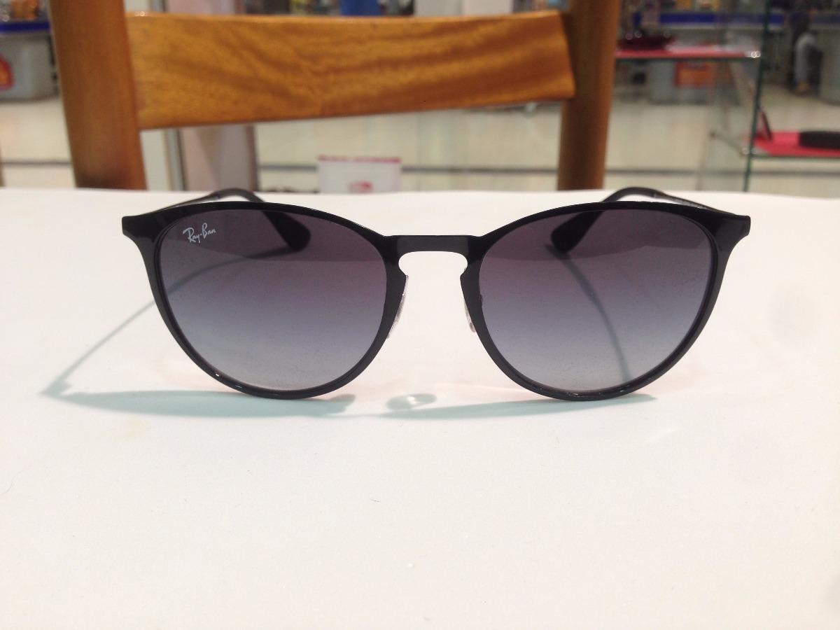 Óculos De Sol Ray Ban Erika Metal Rb 3539 002 8g Tam.  54 - R  451 ... cabc5899d5
