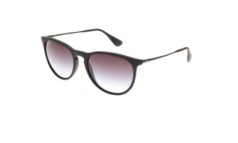 Oculos De Sol Ray Ban Erika Preto - Rb4171 Degradê - R  269 904f3d977c70e