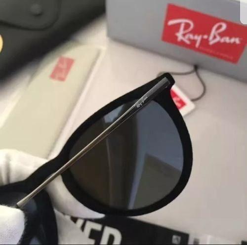Oculos De Sol Ray Ban Erika Rb4171 Feminino - R  168 78c0de60d3815