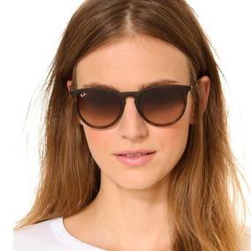 da73e0a79 Oculos De Sol Feminino Erika Marrom - Óculos no Mercado Livre Brasil