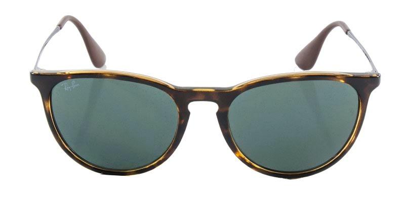 8f41310528976 óculos de sol ray ban erika rb4171 tartaruga lente verde ta. Carregando zoom .