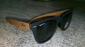 3fd875a9f Oculos Rayban Madeira Espelhado 4136 - Óculos no Mercado Livre Brasil
