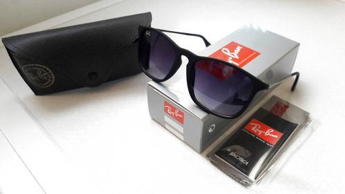 e7bbb84251eb5 Oculos De Sol Ray Ban Feminino Chris Rb4187 Original Classic - R  279,00 em  Mercado Livre