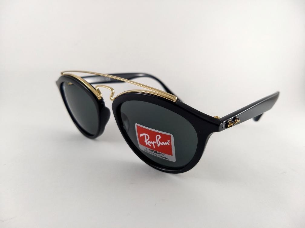 2c3adc6270fca Oculos De Sol Ray Ban Feminino Rb 4257 Original - R  498,00 em ...