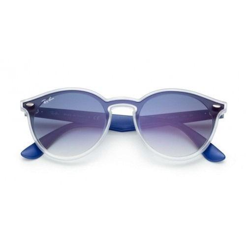 7649a7a0e9ca2 Óculos De Sol Ray-ban Feminino Rb4380-n 6356 x0 - R  432