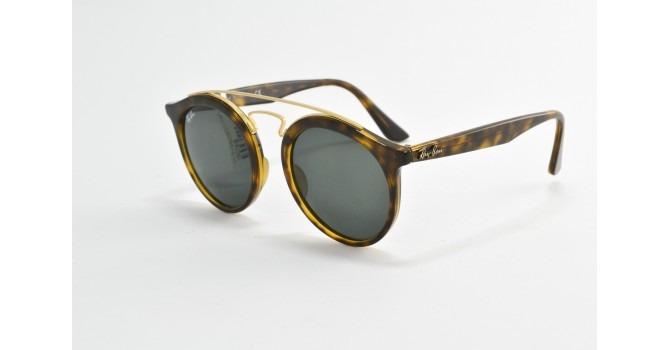 0de7e423daa20 Óculos De Sol Ray Ban Gatsby Rb4256 710 71 Acetato Unissex - R  424 ...