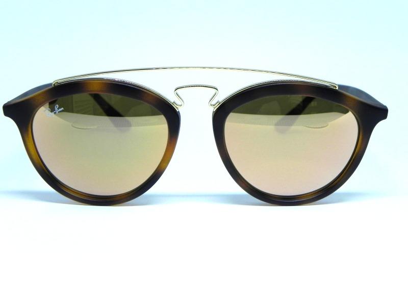 6dd285c36 Oculos De Sol Ray Ban Gatsby Rb4257 6092/2y 53 - R$ 419,00 em ...