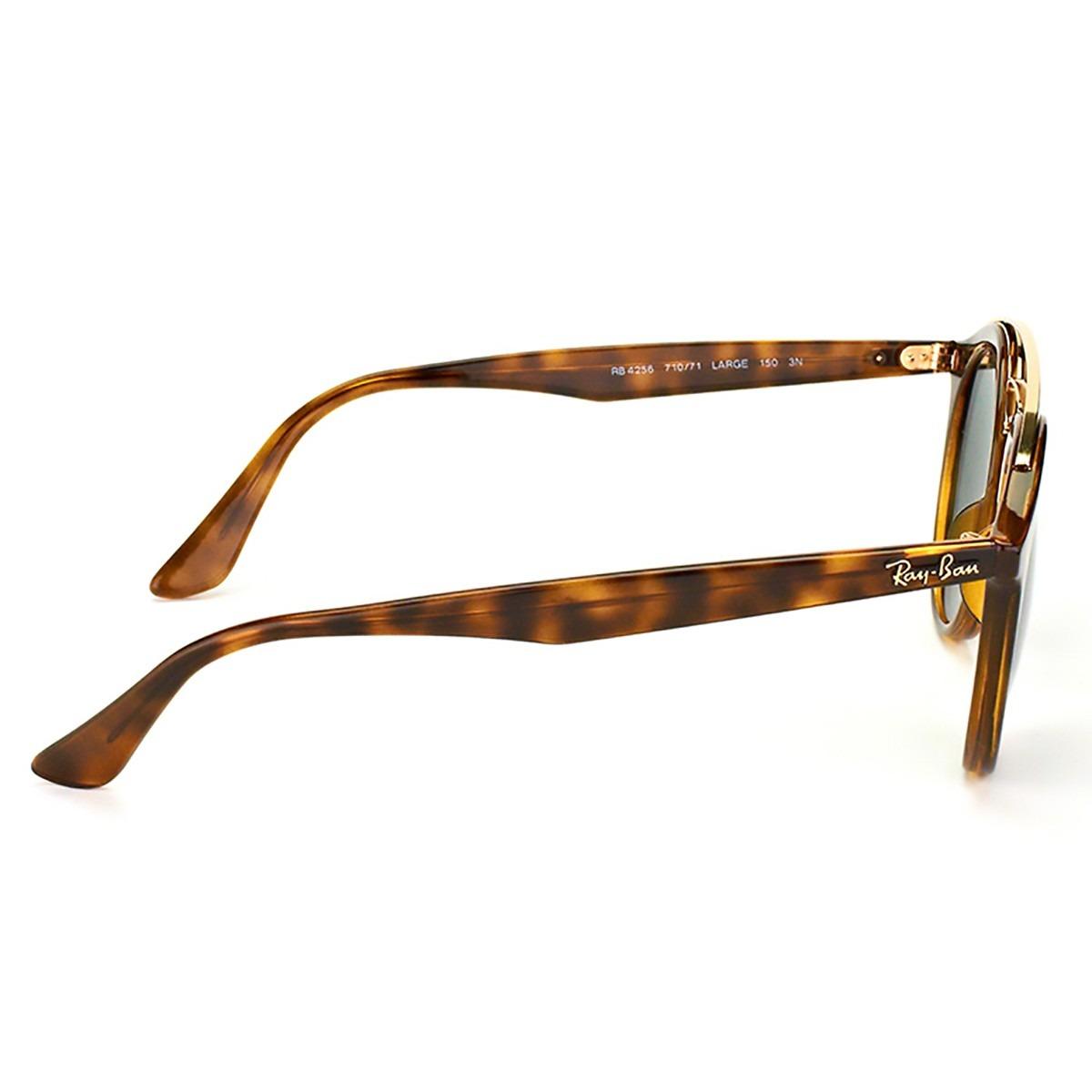 d5aa53924 Óculos De Sol Ray Ban Gatsby Redondo Rb4256 - R$ 488,00 em Mercado Livre