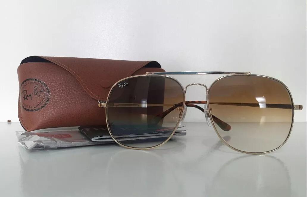 c658be181e375 Óculos De Sol Ray Ban General Original Rb3561 - R  300,00 em Mercado ...
