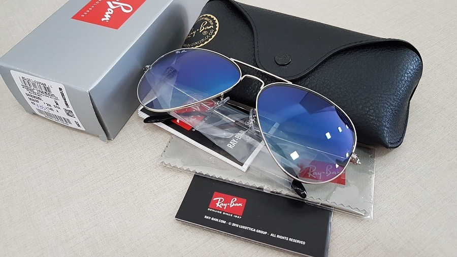 e49439b2512d6 óculos de sol ray-ban grande rb 3025l 003 3f tam 62 original. Carregando  zoom.