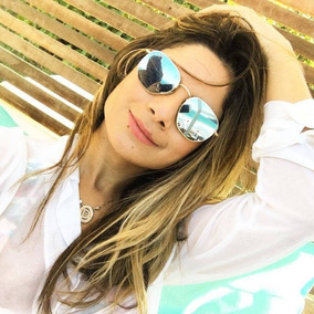 4a8e3553c Ray Ban Hexagonal Prata De Sol - Óculos no Mercado Livre Brasil