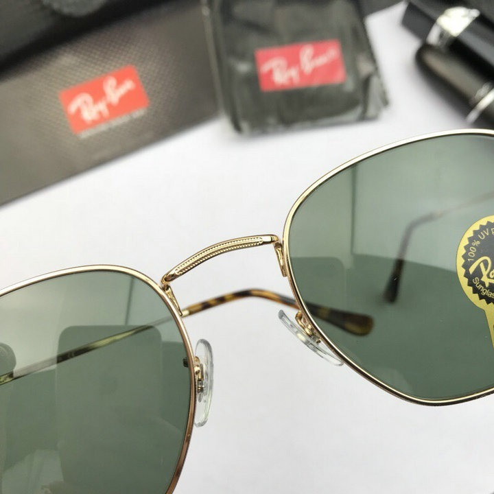 0b50544e8128c Oculos De Sol Ray Ban Hexagonal Rb3548 Grande 54mm G15 - R  300,00 em  Mercado Livre