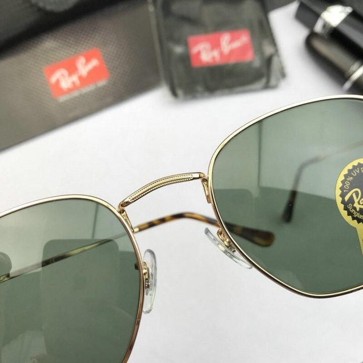 b326742539b Oculos De Sol Ray Ban Hexagonal Rb3548 Grande 54mm G15 - R  300