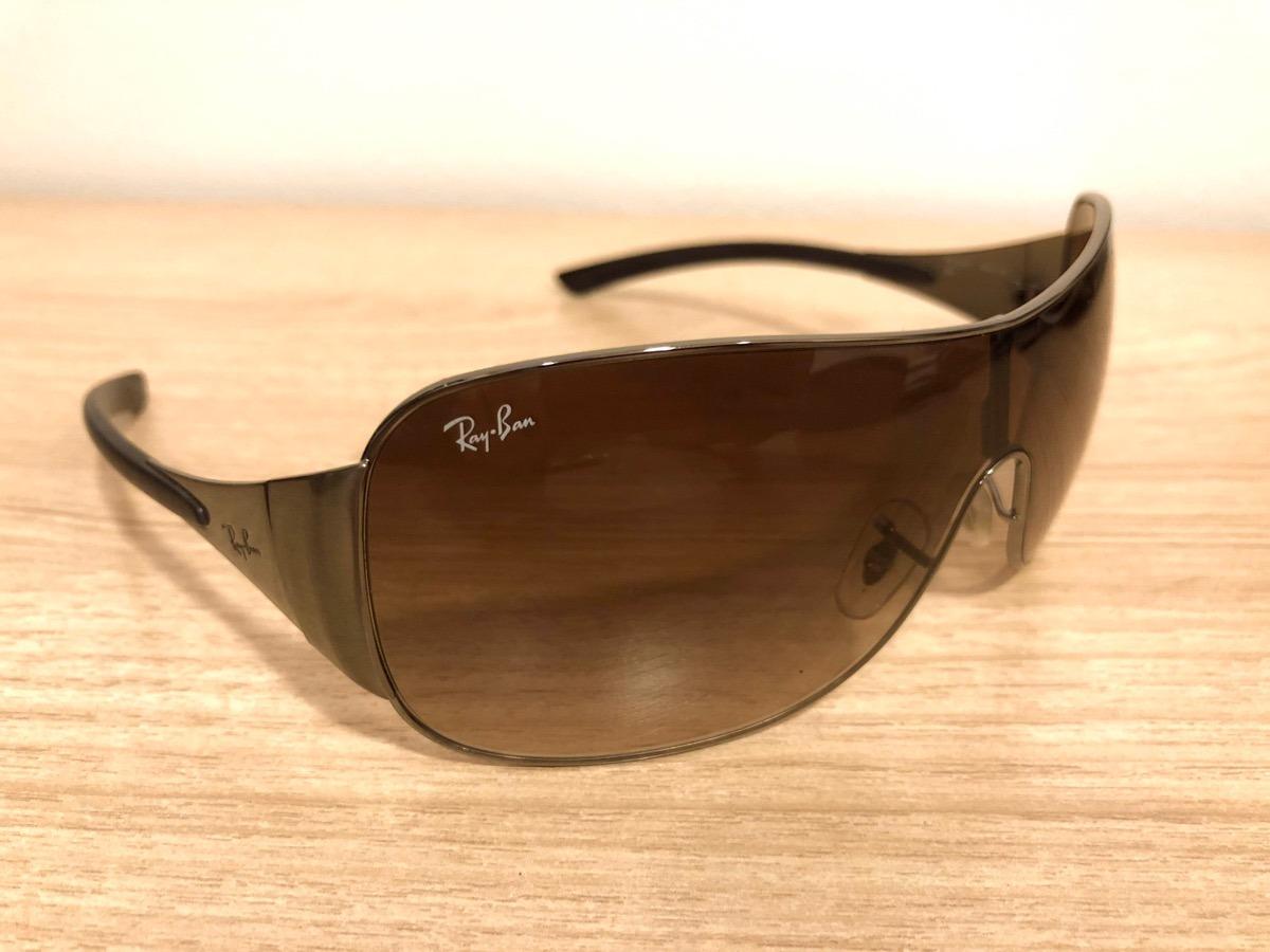 óculos de sol ray ban highstreet rb3321 041 13 3n original. Carregando zoom. a99893628e