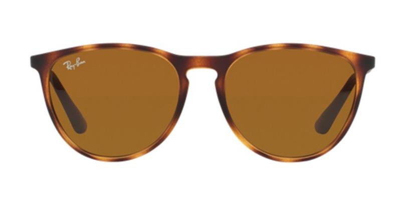 0283da1bf4383 óculos de sol ray ban junior erika rj9060 tartaruga lente m. Carregando  zoom.