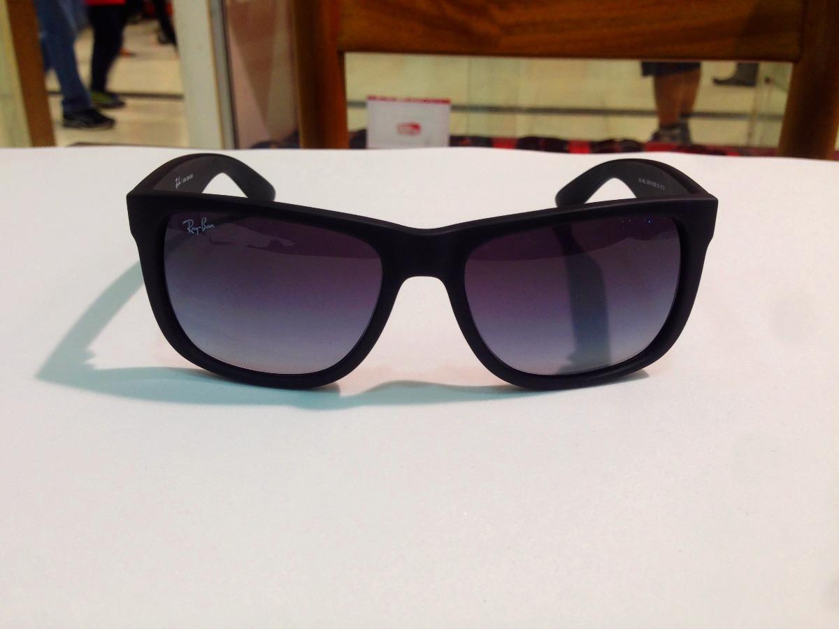6ec5eeb7c óculos de sol ray ban justin rb 4165l 601/8g tamanho único. Carregando zoom.