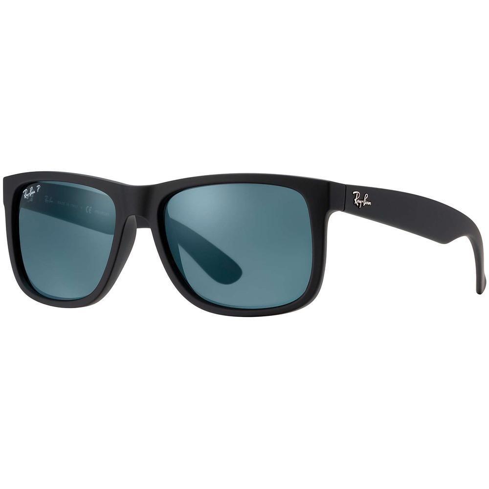 15c54a80e00f3 óculos de sol ray-ban justin rb 4165l 622 2v 57 polarizado. Carregando zoom.