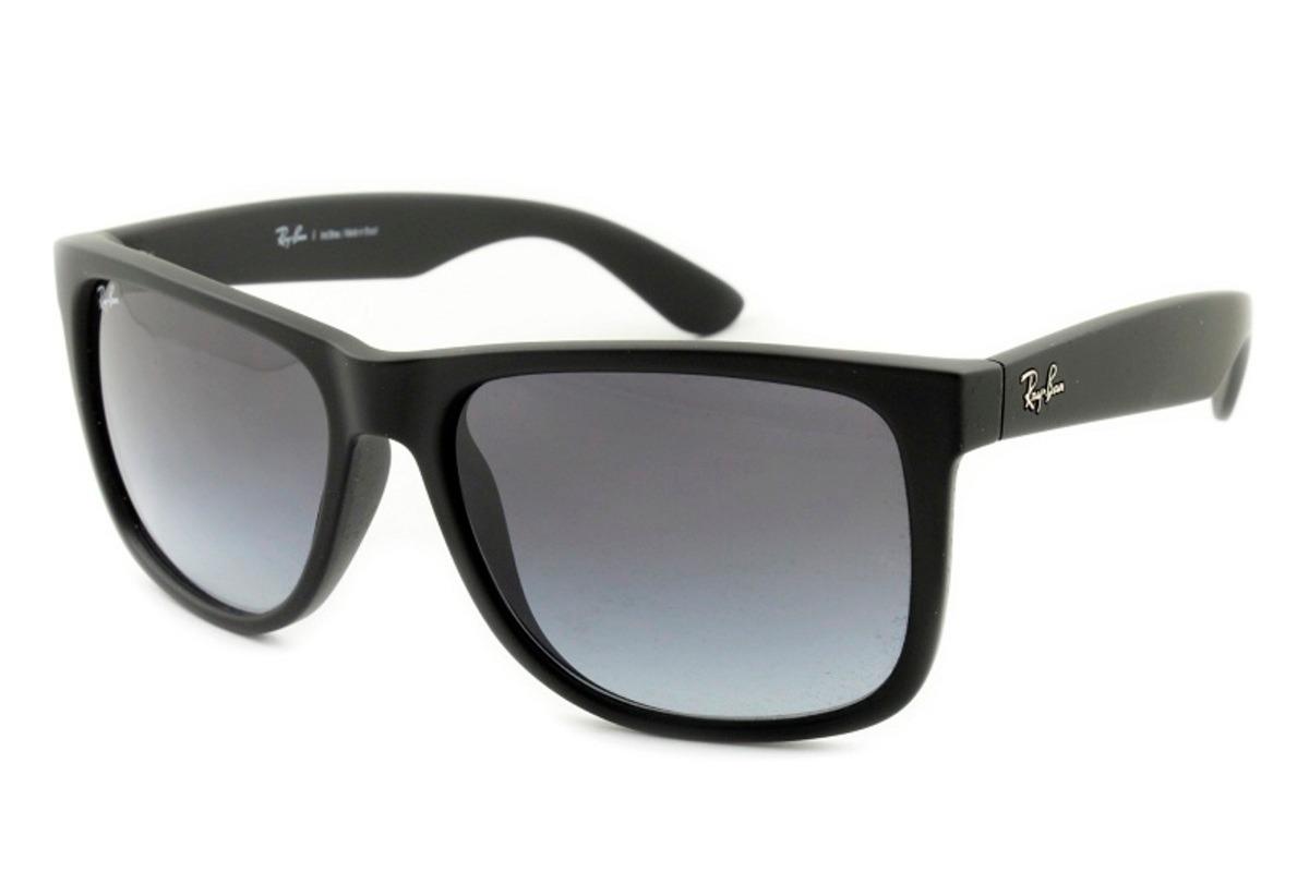 4a35bbab1f555 óculos de sol ray-ban justin rb4165 601 8g tamanho grande. Carregando zoom.
