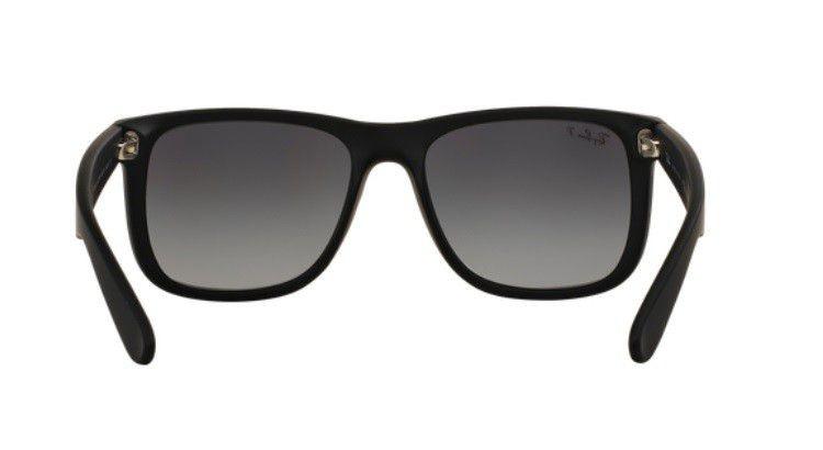 Oculos De Sol Ray Ban Justin Rb4165 622 t3 55 Polarizada - R  409,00 ... 56058e5d16