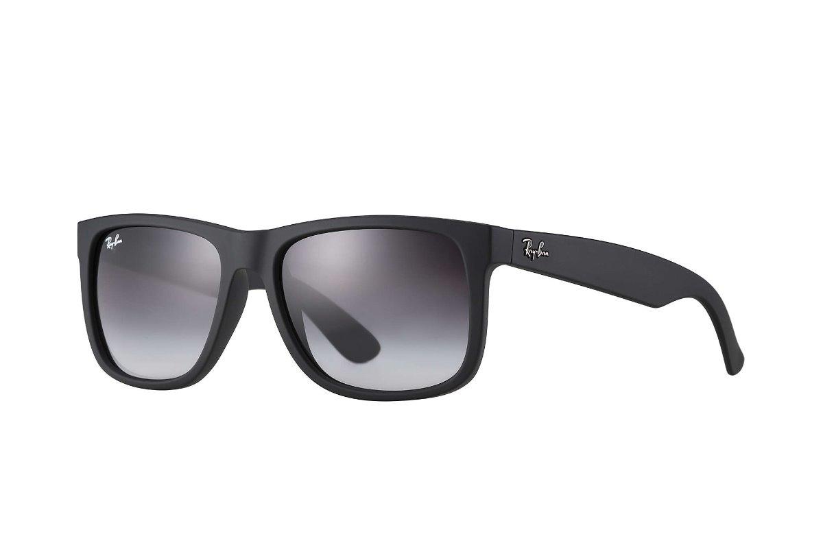 b5c31abdb óculos de sol ray ban justin rb4165 polarizado original. Carregando zoom.