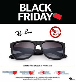 679cf9224e Ray Ban Polarizado De Sol - Óculos no Mercado Livre Brasil