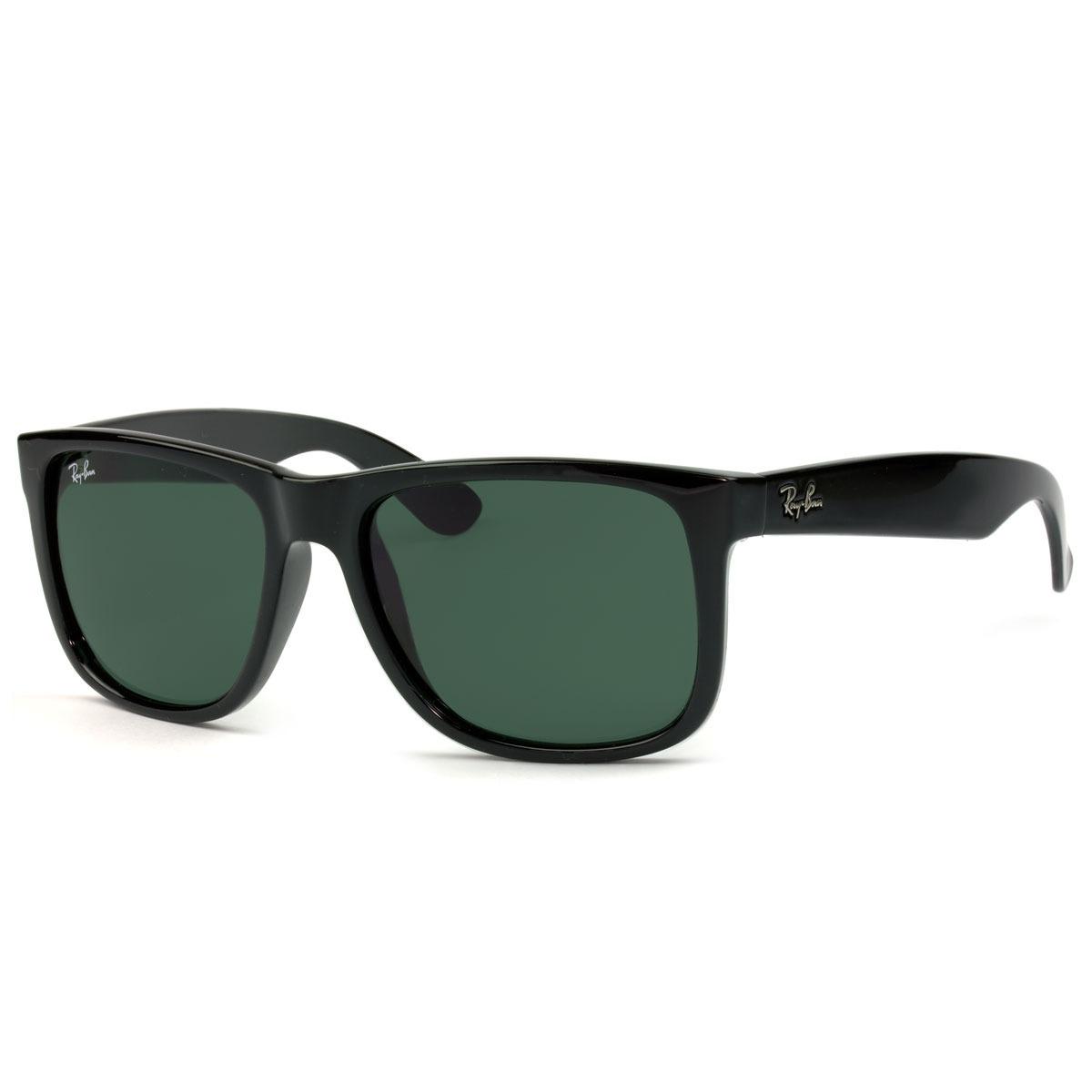a41690456267f Óculos De Sol Ray-ban Justin Rb4165l 601 71 55 Original - R  491