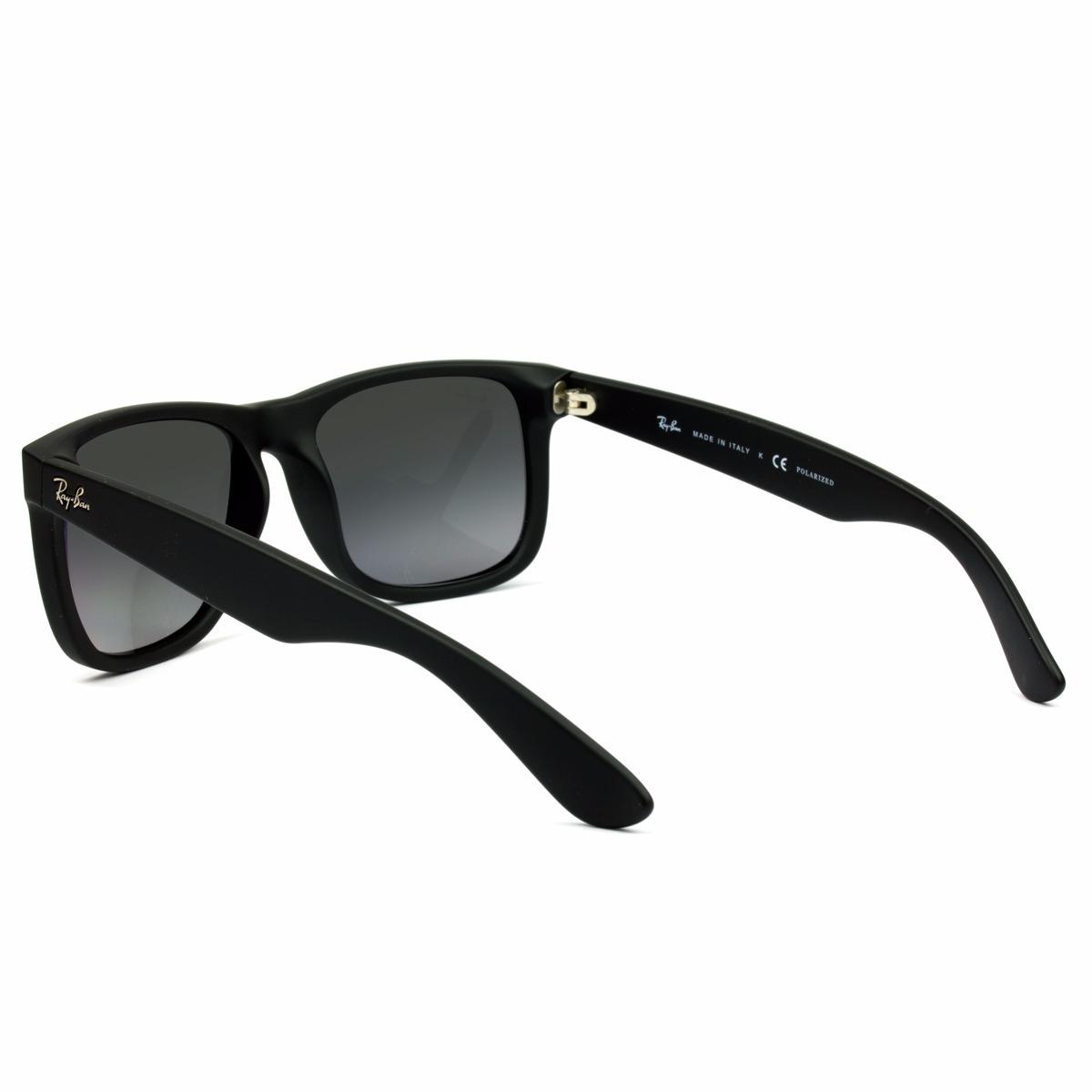 ea83e3d84ec0a óculos de sol ray-ban justin rb4165l 622 t3. Carregando zoom.
