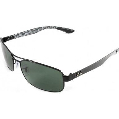 Óculos De Sol Ray-ban Masculino Tech - Rb8316 002 n5 - R  830 d755100db656c