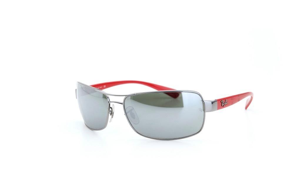 Óculos De Sol Ray Ban Metal Lente Policarbonato Cinza - R  600,00 em ... ee6e4e1e32