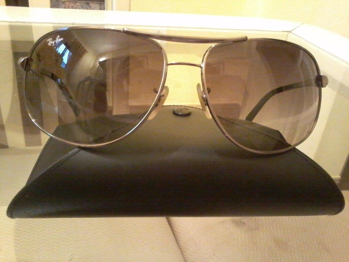Óculos De Sol Ray Ban Modelo Aviador - R  650,00 em Mercado Livre de501afea8