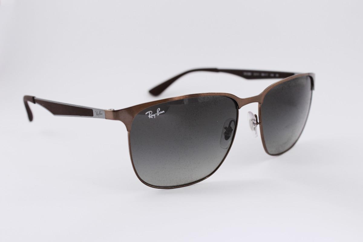 63aacee9f3eeb Óculos De Sol Ray-ban Modelo General Rb3569 121 1159 - R  570,00 em ...